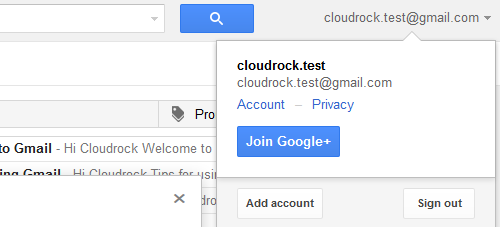 Step 1 Sign Up for Google Plus